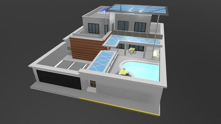 DAMASCO RESORT 3D Model