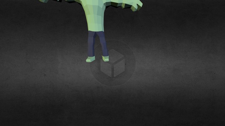 Chibi Yesha 3D Model
