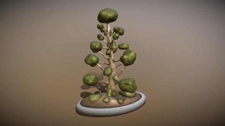 December 22: tree 3D Model