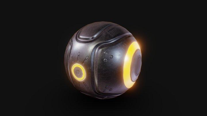 Scanball : Marsum project 3D Model