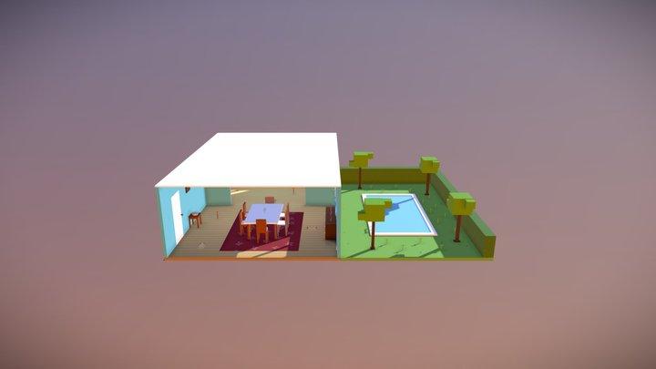 Primer Nivel - Copy 3D Model