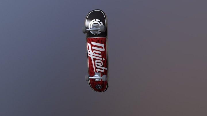 Boarddddd 3D Model