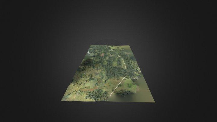Adomaičiai 3D Model