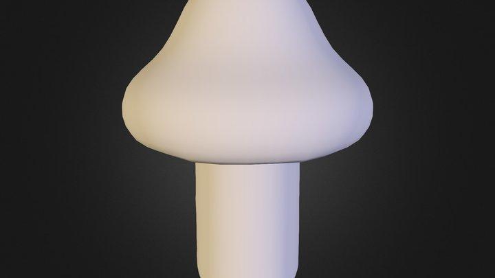 Hongo Z B Obj Nv3 3D Model