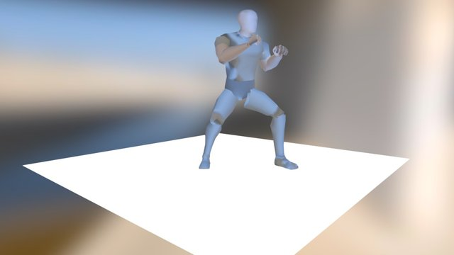 Kipup 3D Model