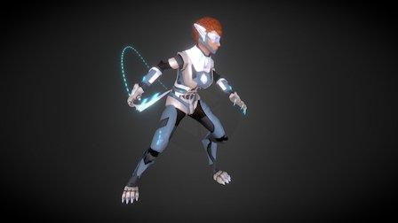Werewolfi 3D Model