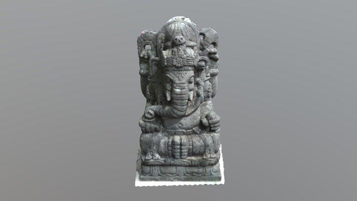 Ganesa 3D Model