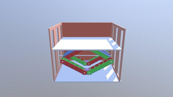 Krik4b 3D Model