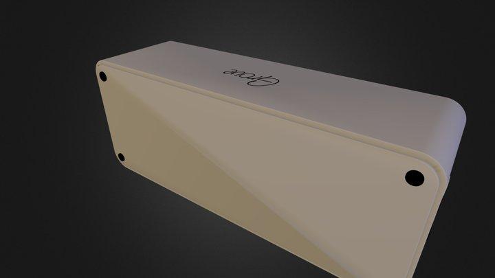 Grove Speaker 3D Model