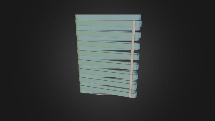 Laptop box 2 3D Model