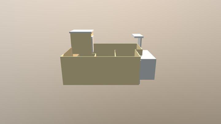 Palas First 3D Model