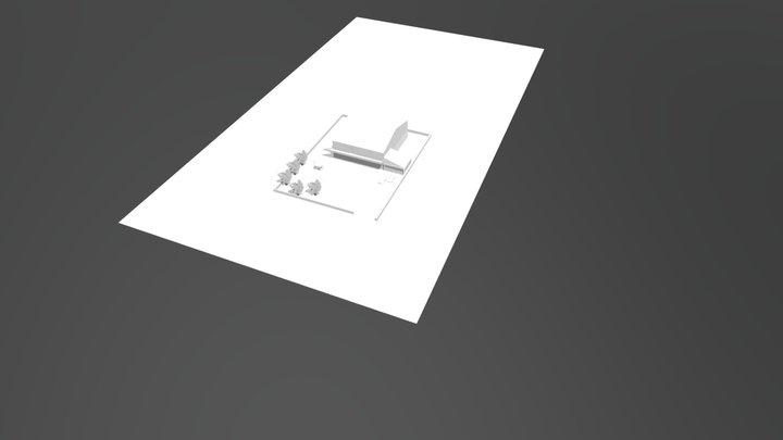 Eigenes Haus NEU 3D Model