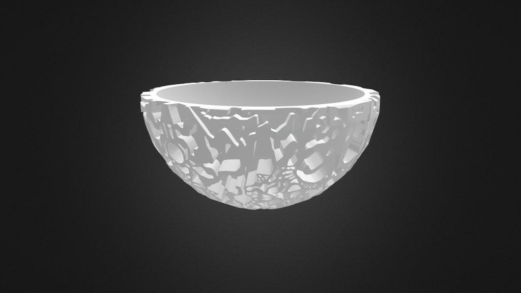 Galaxy Bonsai Pot Xxl For 3d Printing 3d Model By Gravityshapes Gravityshapes 4d734cc Sketchfab