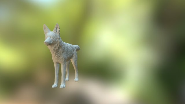 Ferox - test upload 3D Model