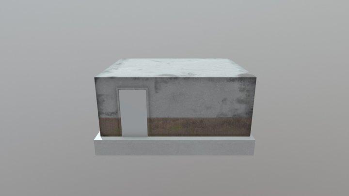 Trevor's Room 3D Model