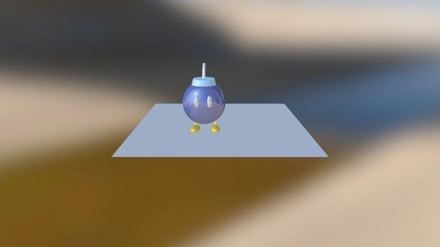 Biomb 3D Model