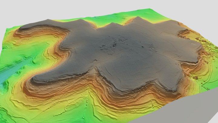 Colonia Clunia-Sulpicia 3D Model