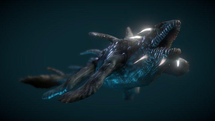 CREATURE EVOLUTION #2 3D Model
