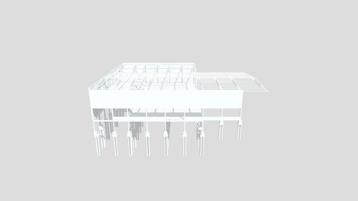 008 2018 - Supermecado Sorriso 3D Model