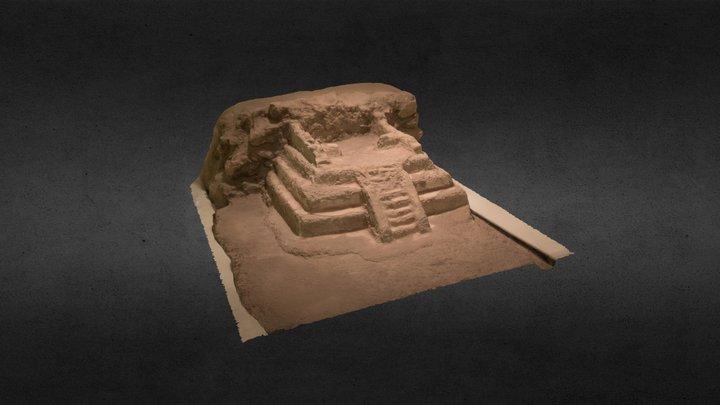 Altar-maqueta 3D Model