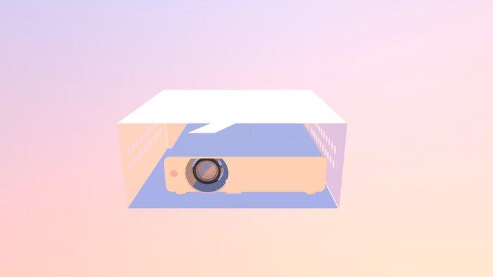 Boxpanasonic 3D Model