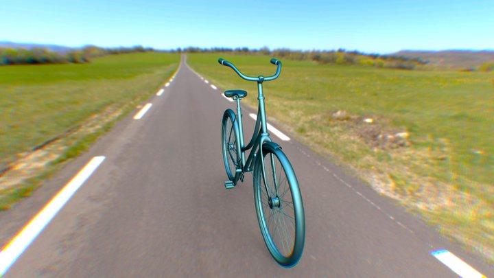 Bike (model3) 3D Model