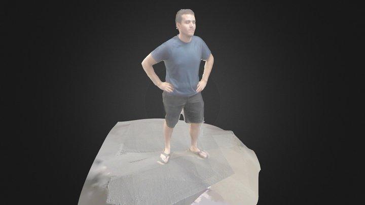 Mike H 3D Model