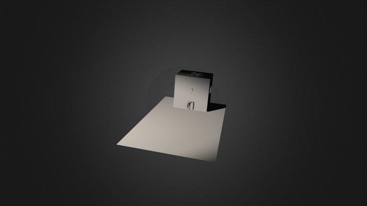 vestibul + peristil 3D Model