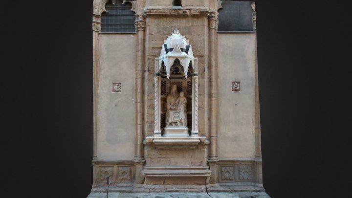Madonna Of The Rose--Test 2 3D Model