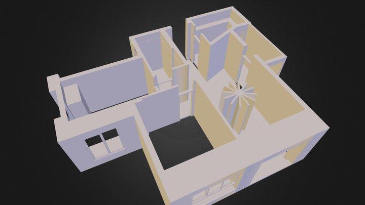 huxing.obj 3D Model