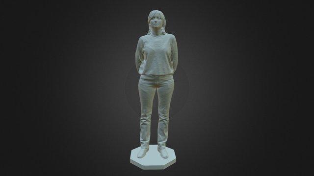 Yulia 3D Model