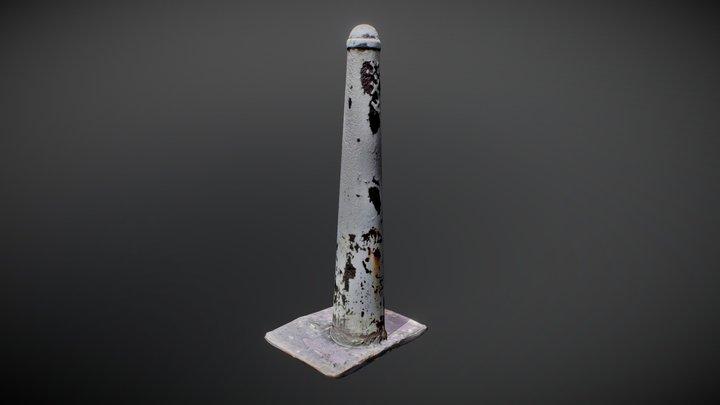 Amsterdammertje 3D Model