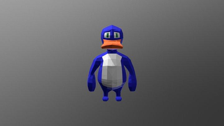 Platypus 3D Model