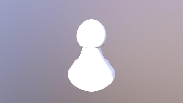 Rugi Figur 1 3D Model