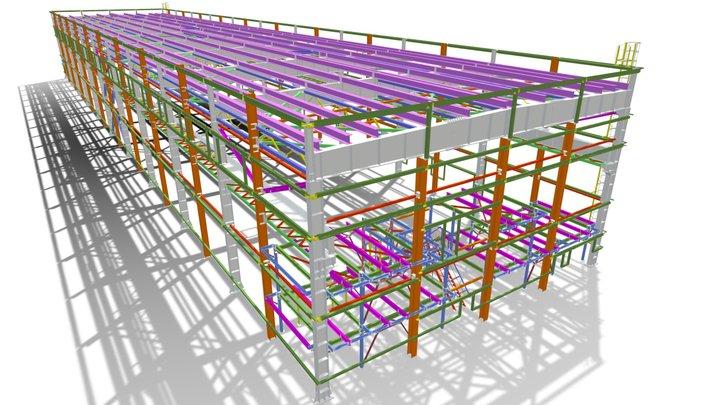 КМД. Центр технологической поддержки 3D Model