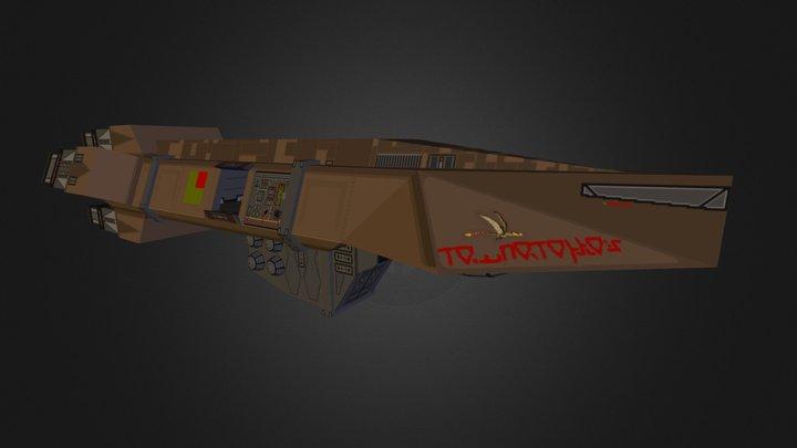 Carrier 3D Model