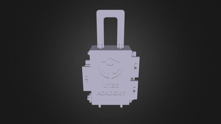 Maleta_UTEC_Academy 3D Model