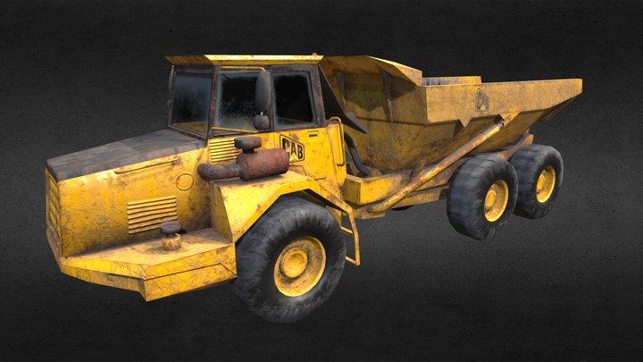 Dumptruck 3D Model