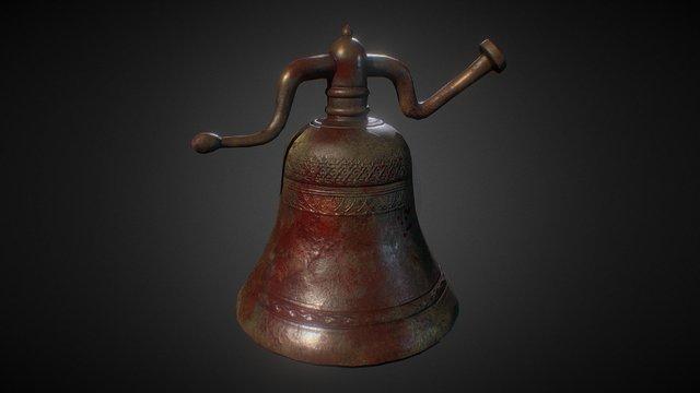 A Beckoning Bell 3D Model
