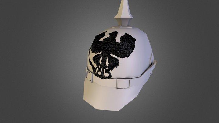 Picklehaube 3D Model