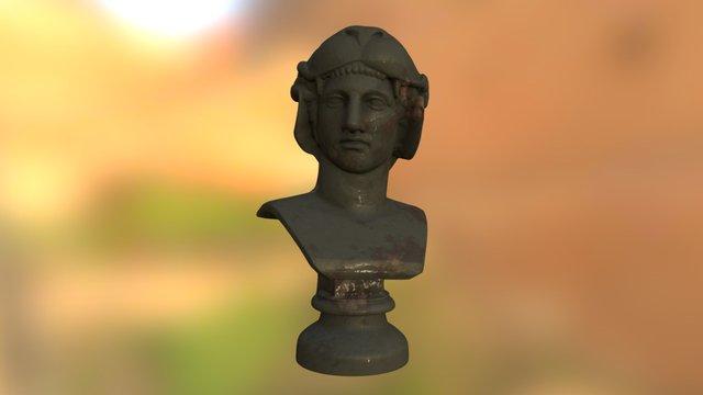 Photogrammétrie - Marianne 3D Model