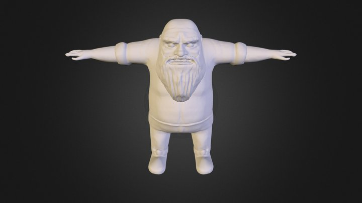 Merged_Extract11 3D Model