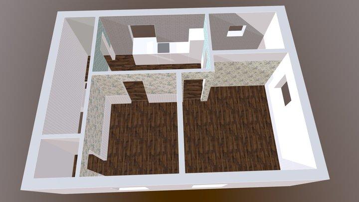 GuestHouse 3D Model