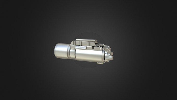 [UV-REL] Surefire X300 3D Model