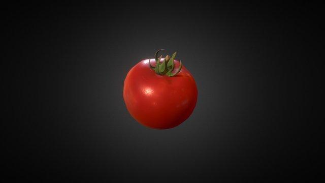 Tomato_PBR_01 3D Model