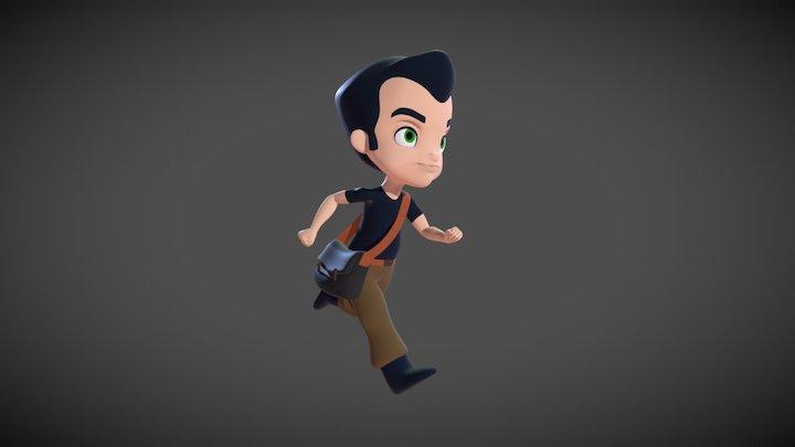Mukki Valley - Randy 3D Model