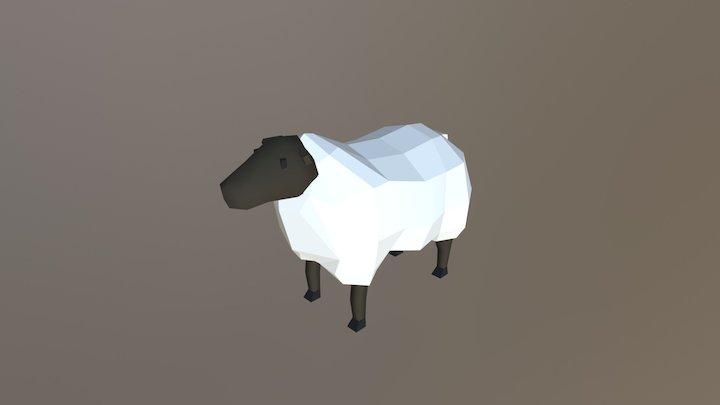 Sheep 1 3D Model