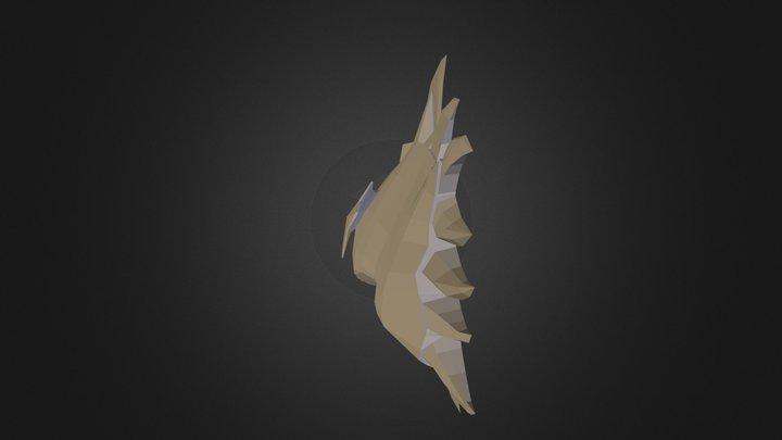 Pez 3D Model