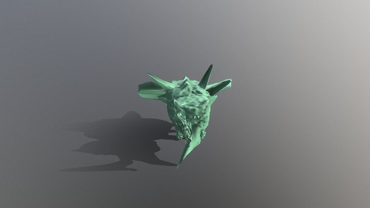 Omar Insecto 3D Model