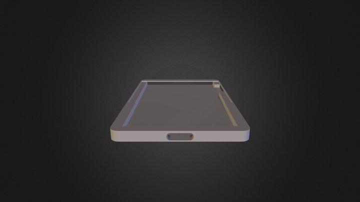 MDF Assembly - MDF Tablet Case-1 3D Model